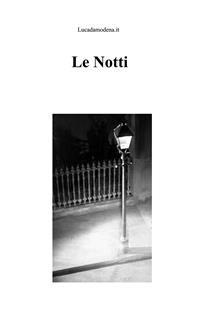 Cover Le notti