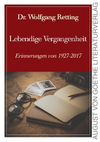Cover Lebendige Vergangenheit