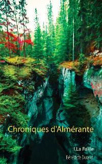 Cover Chroniques d'Almérante