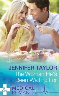 Cover Woman He's Been Waiting For (Mills & Boon Medical)