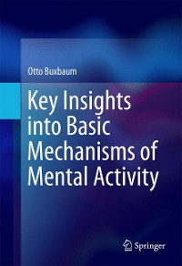 Cover Key Insights into Basic Mechanisms of Mental Activity