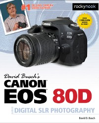 Cover David Busch's Canon EOS 80D Guide to Digital SLR Photography