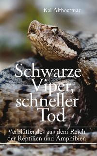 Cover Schwarze Viper, schneller Tod
