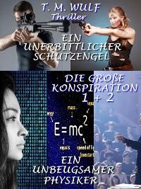 Cover Die große Konspiration 1 + 2