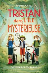 Cover Tristan dans l'ile mysterieuse