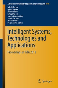 Cover Intelligent Systems, Technologies and Applications