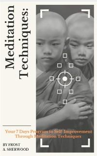 Cover Meditation Techniques