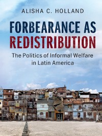 Cover Forbearance as Redistribution