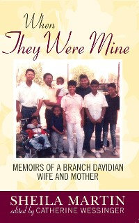 Cover When They Were Mine