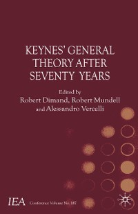 Cover Keynes's General Theory After Seventy Years