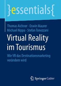 Cover Virtual Reality im Tourismus
