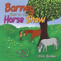 Cover Barney Goes to the Horse Show