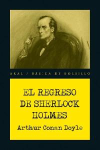 Cover El regreso de Sherlock Holmes