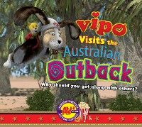 Cover Vipo Visits the Australian Outback