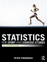 Cover Statistics for Sport and Exercise Studies