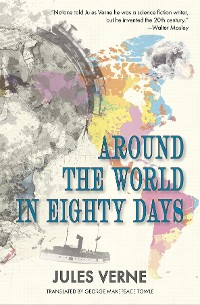 Cover Around the World in Eighty Days (Warbler Classics)
