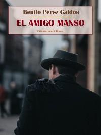 Cover El amigo Manso