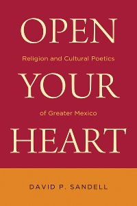 Cover Open Your Heart