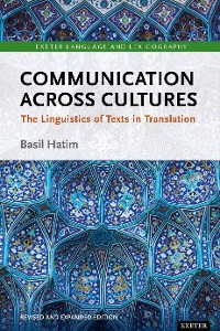 Cover Communication Across Cultures