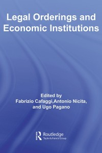 Cover Legal Orderings and Economic Institutions