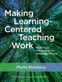Cover Making Learning-Centered Teaching Work