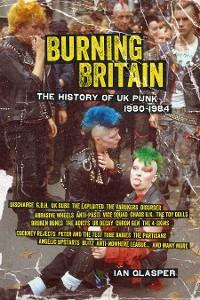 Cover Burning Britain