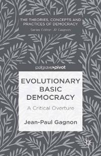 Cover Evolutionary Basic Democracy