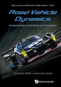 Cover Road Vehicle Dynamics: Fundamentals Of Modeling And Simulation