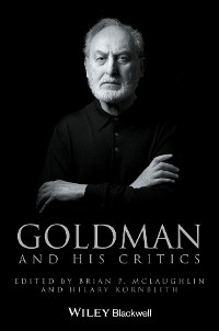 Cover Goldman and His Critics