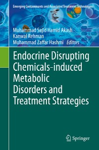 Cover Endocrine Disrupting Chemicals-induced Metabolic Disorders and Treatment Strategies
