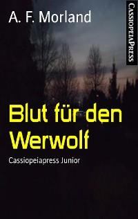 Cover Blut für den Werwolf