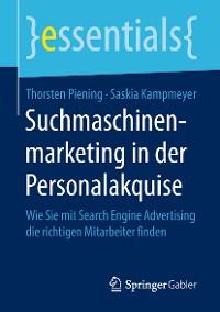 Cover Suchmaschinenmarketing in der Personalakquise