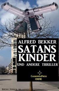 Cover SATANS KINDER und andere Thriller