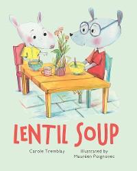 Cover Lentil Soup