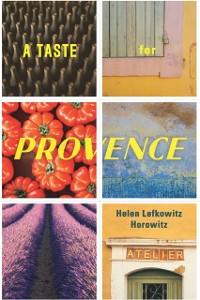 Cover Taste for Provence
