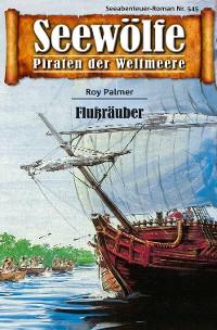 Cover Seewölfe - Piraten der Weltmeere 545