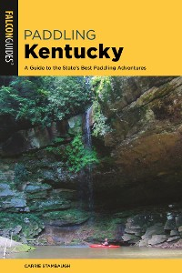 Cover Paddling Kentucky
