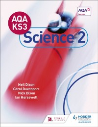 Cover AQA Key Stage 3 Science Pupil Book 2