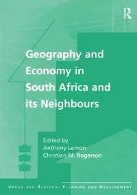 Cover Geography and Economy in South Africa and its Neighbours