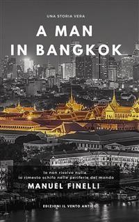 Cover A Man in Bangkok