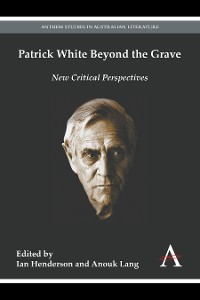 Cover Patrick White Beyond the Grave