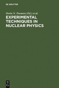 Cover Experimental Techniques in Nuclear Physics