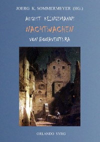 Cover August Klingemanns Nachtwachen von Bonaventura