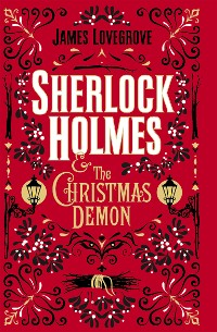 Cover Sherlock Holmes and the Christmas Demon
