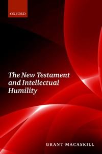 Cover New Testament and Intellectual Humility