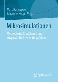 Cover Mikrosimulationen