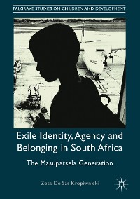 Cover Exile Identity, Agency and Belonging in South Africa