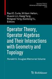 Cover Operator Theory, Operator Algebras and Their Interactions with Geometry and Topology