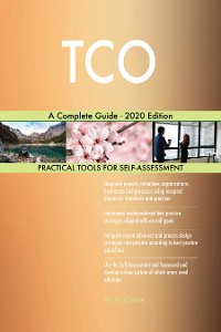 Cover TCO A Complete Guide - 2020 Edition