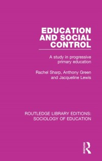 Cover Education and Social Control